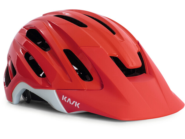 Kask Caipi Casco, red